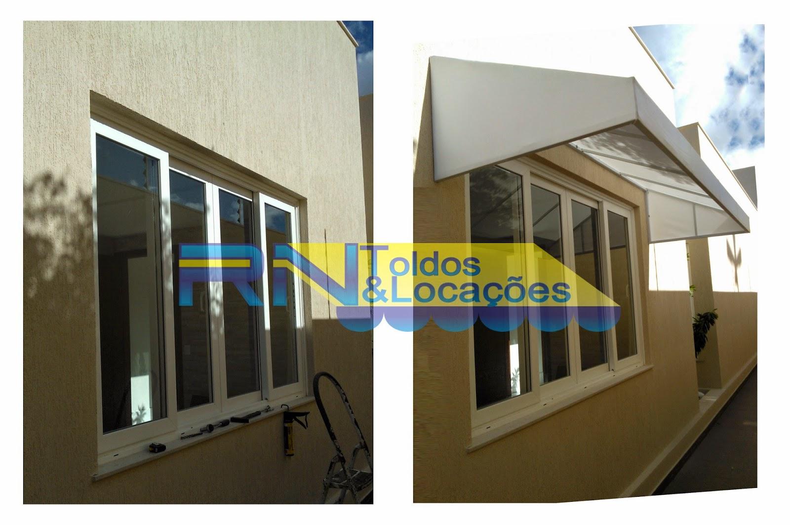 #316780 Toldo reto para proteção de janelas e portas RN Toldos (84) 3214  1512 Toldos Para Janelas De Madeira