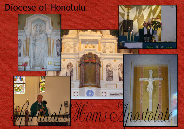 Diocese of Honolulu Spiritual Moms Apostolate