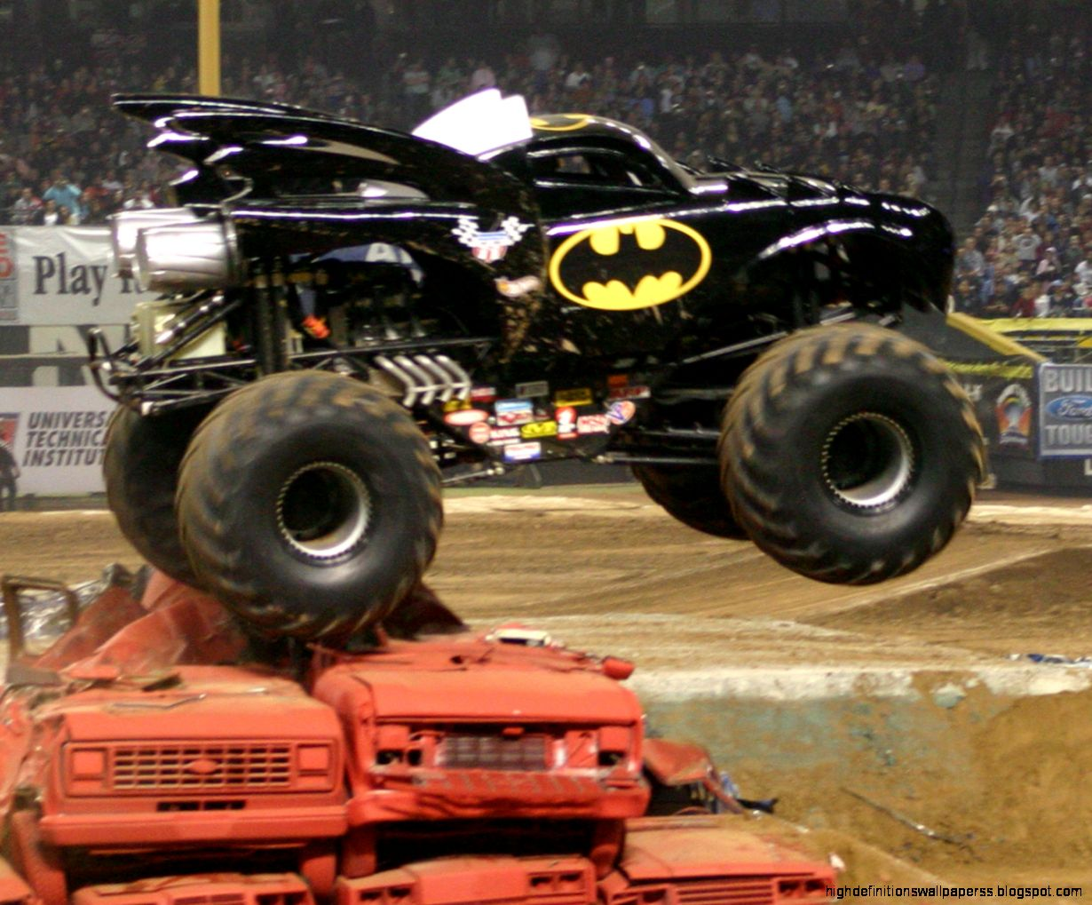 View Original Size 25 Monster Truck HD Wallpapers Backgrounds Wallpaper Abyss