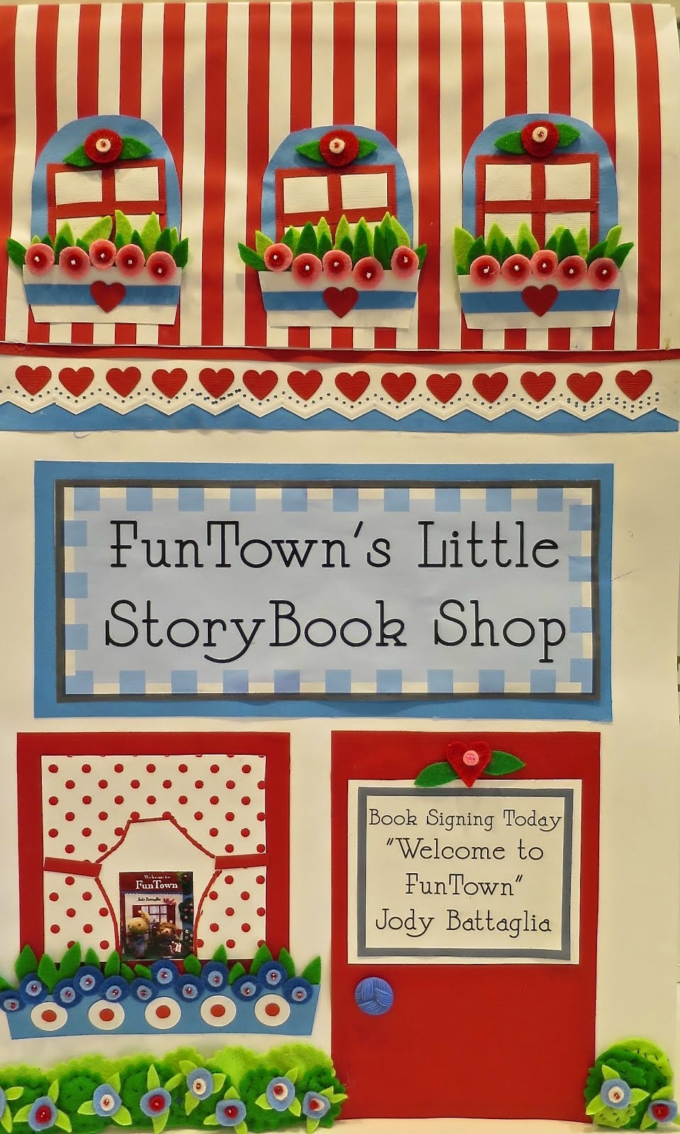 FunTown's Little Storybook Shop