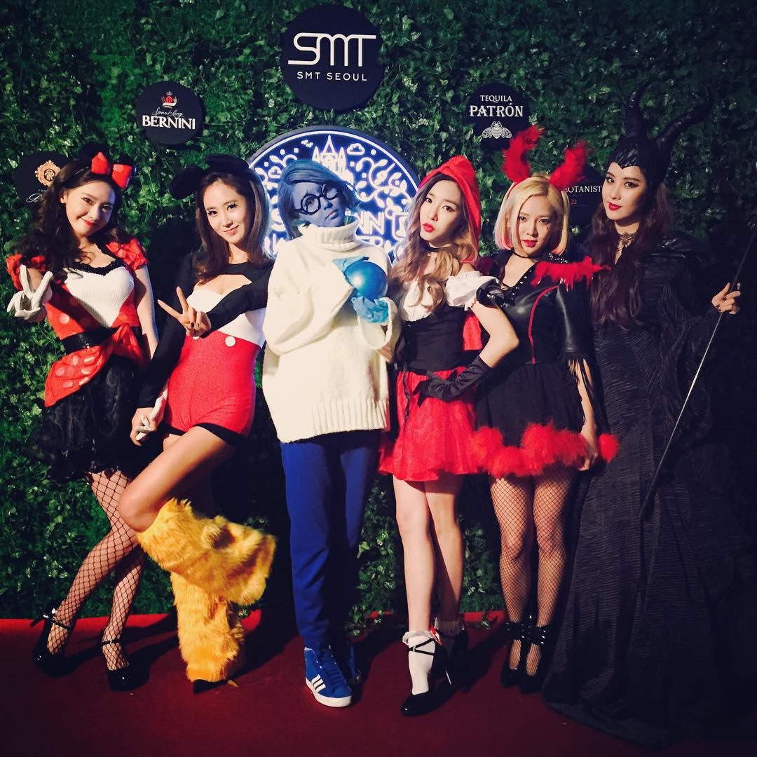 SMTOWN HALLOWEEN PARTY HYPE | allkpop Forums