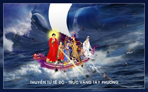 Đức Phật A Di Đà và Tây phương thánh chúng