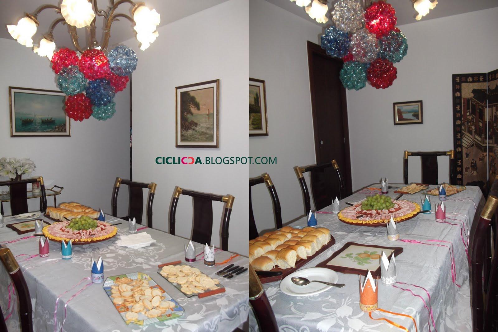 decoracao festa surpresa : decoracao festa surpresa:CICLICCA: Festa Princesas