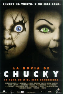 La Novia de Chucky (Chucky 4)