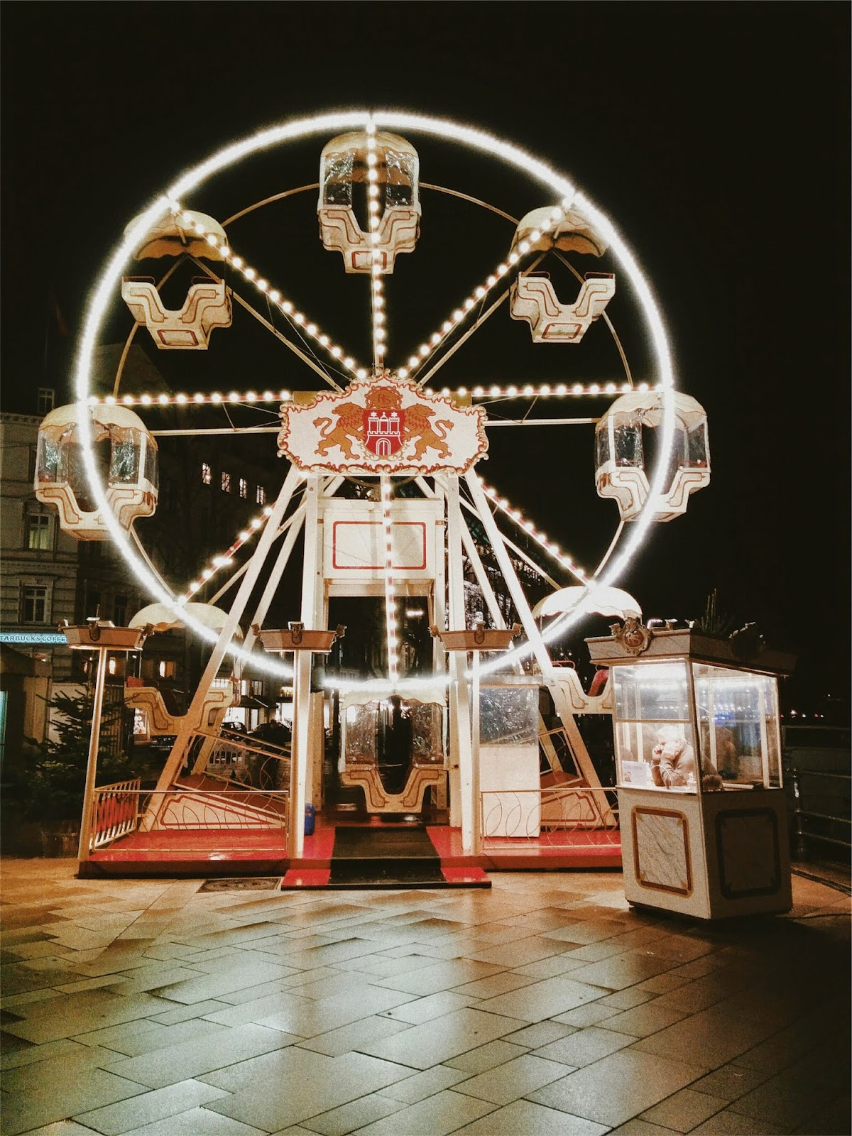 carnival ferries wheel