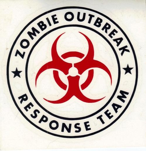 Zombie Survival Kit Zombie Apocalypse Survival Kit Labels