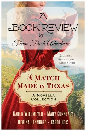 book review match made in texas