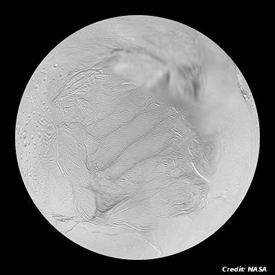 Enceladus (Saturn moon)