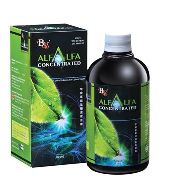 BIO VELOCITY ALFALFA CONCENTRATED