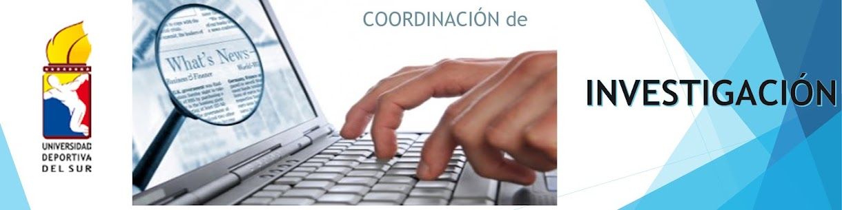 Coordinación de Investigación UDS
