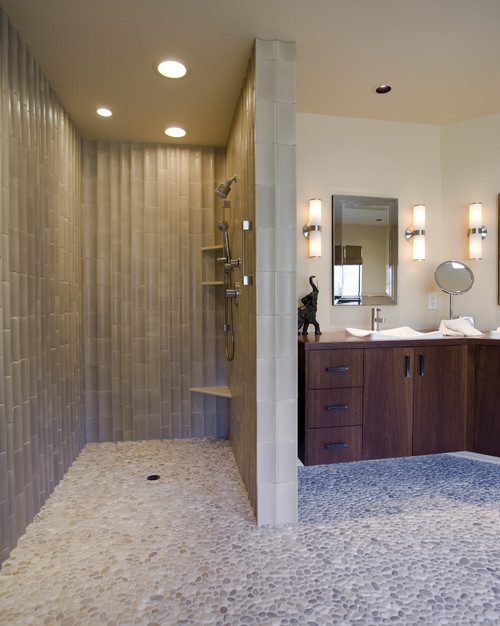 Popular Walk in Shower Design | Trend Homes