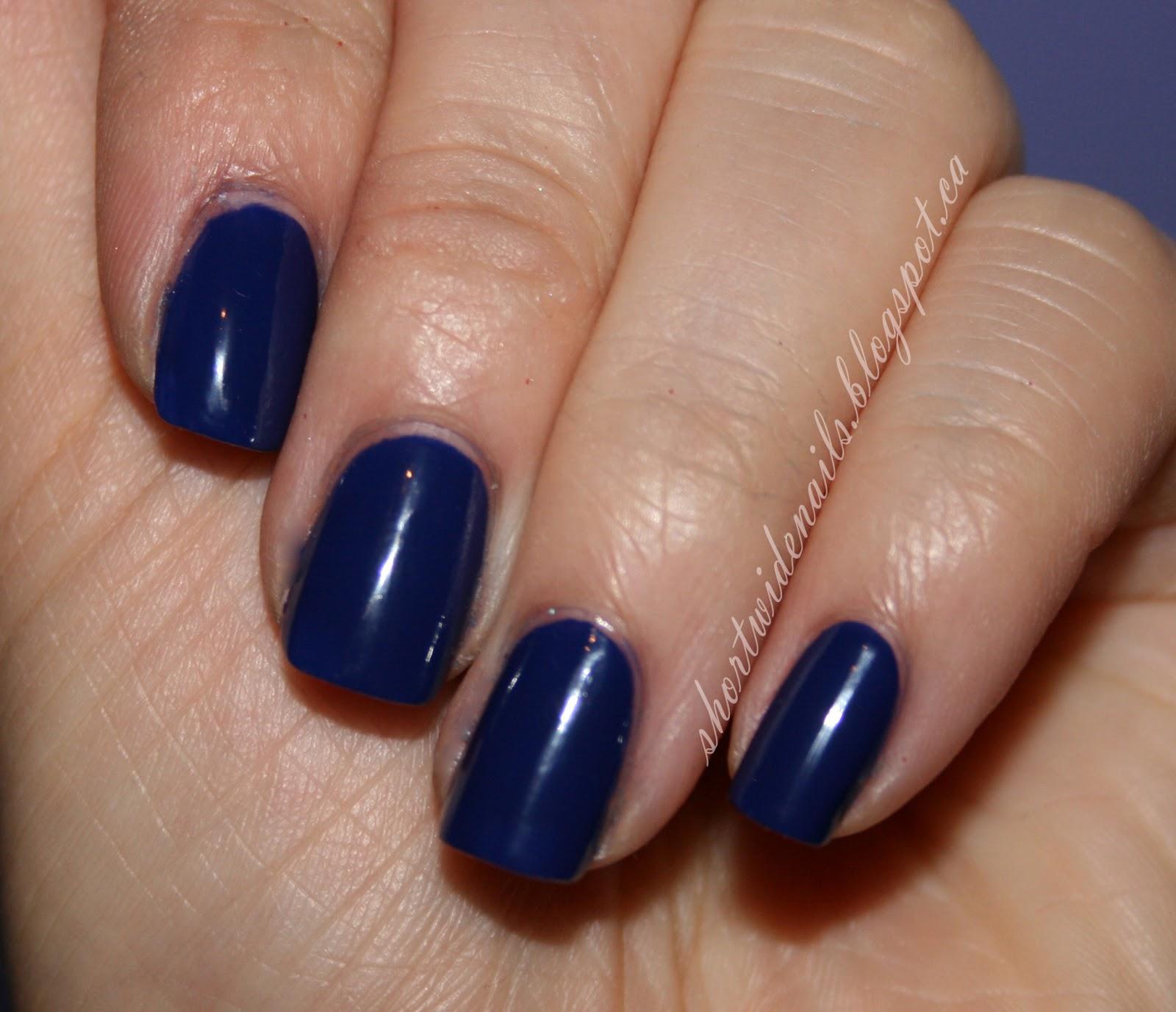 OPI Euro Central | Shorties: a nail and beauty blog