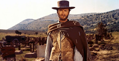 clint eastwood in the good the bad and the ugly