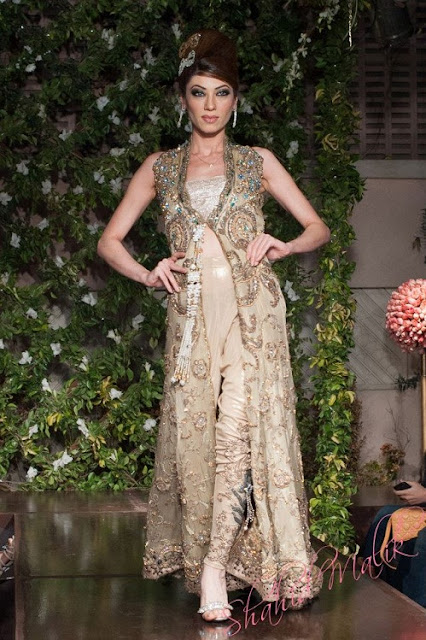Pakistani Bridal Collection 2013