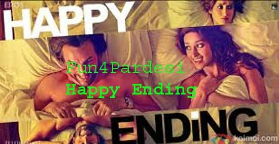 Latest Bollywood Movie Happy Ending 2014