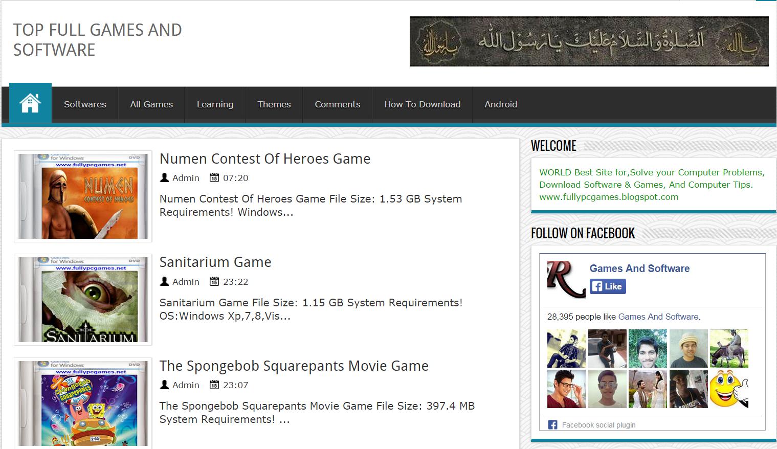 Dove scaricare gratis i Giochi per Pc, Ps3 ,Xbox 360 e Wii