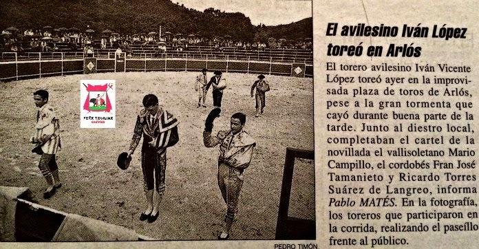 ARLÓS LLANERA TOROS