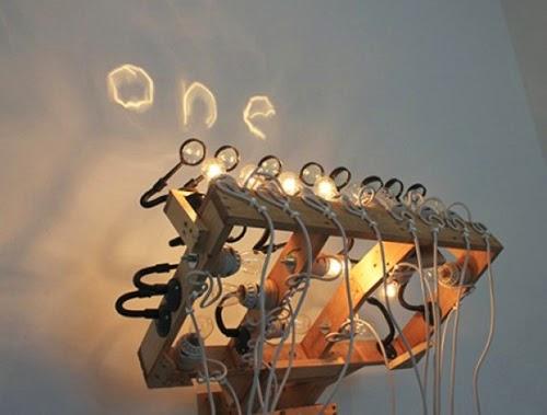 Light Bulb Sculptures