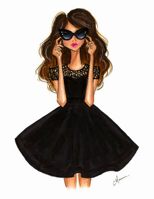 FASHION : MUST HAVE, LITTLE BLACK DRESS