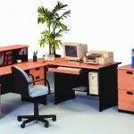 Meja Kantor Uno Classic Series-2