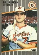 1989 Fleer Billy Ripken