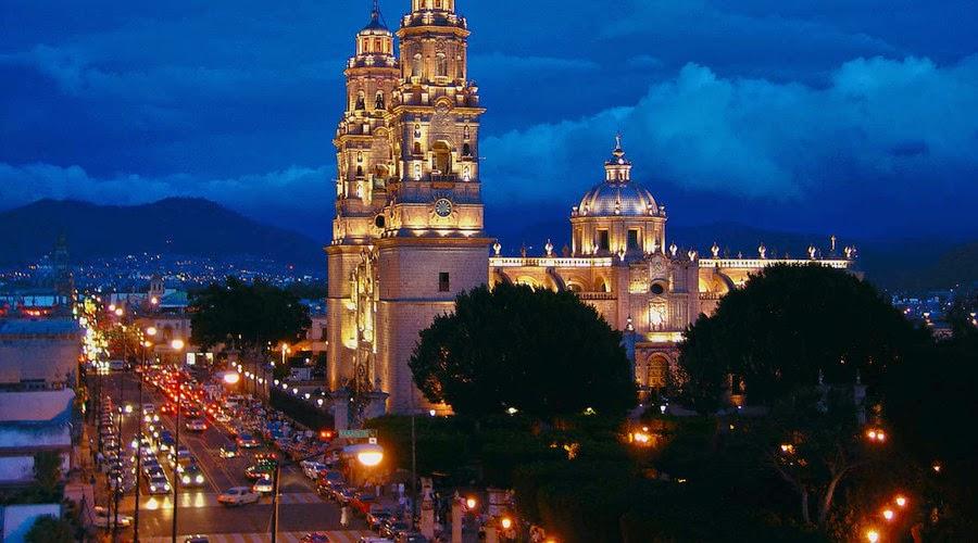 Visita Puebla de los Ángeles