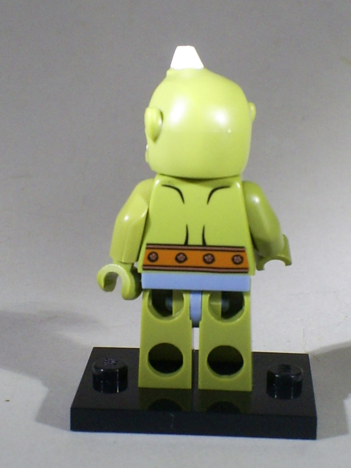 that figures  review  lego minifigures series 9 cyclops