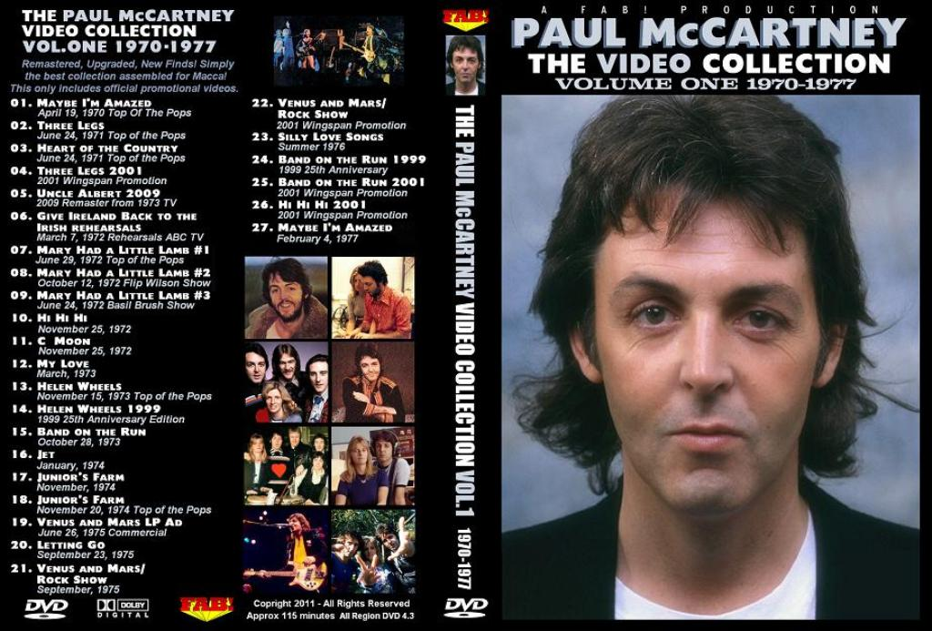 TUBE Paul McCartney