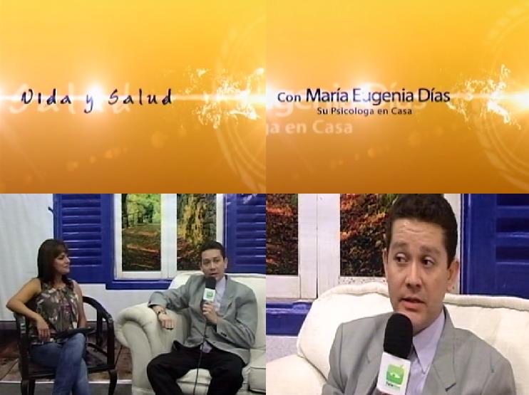 Entrevista sobre DIABETES en Canal Televos en el Programa Vida y Salud - Octubre 2013
