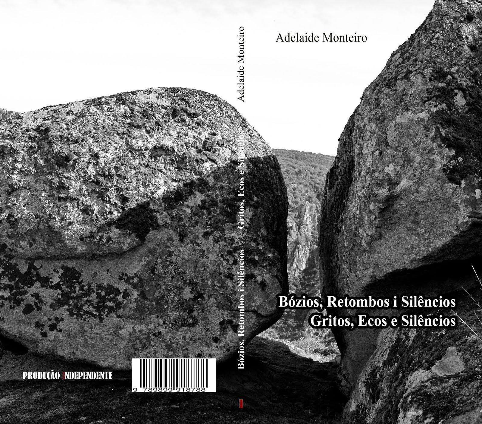Bózios, Retombos i Silèncios, l miu sigundo libro de poesie
