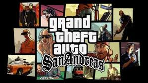 GTA San Andreas Android Apk Data Highly Compressed