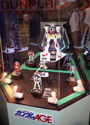 Gundam Age Booth