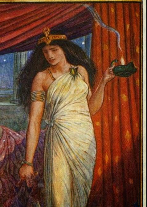 principessa egizia