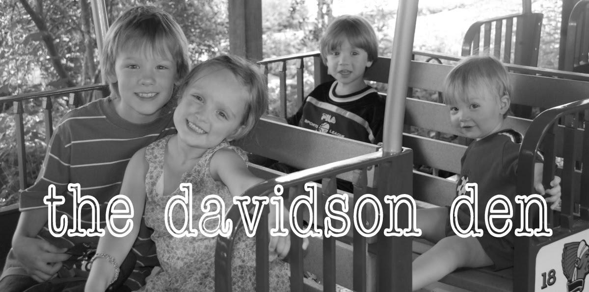 The Davidson Den