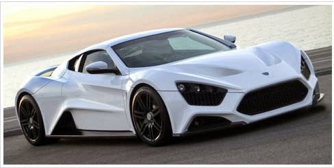 Top Fasted Car In The Worl Zenvo image