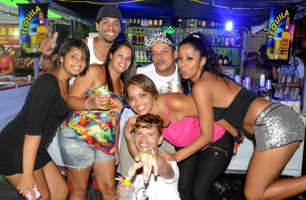 Alegria e descontração no Carnaval Folia e Paz 2015 em Teresópolis
