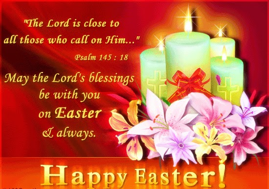 Happy Easter Lovely Easter Messages Warm Wishes – Easter Card Messages