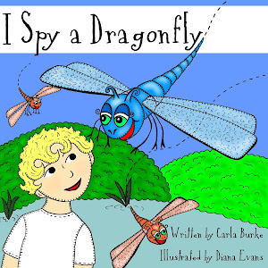 I Spy a Dragonfly
