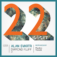 Alan Svartr Diamond Fluff 22 Digit