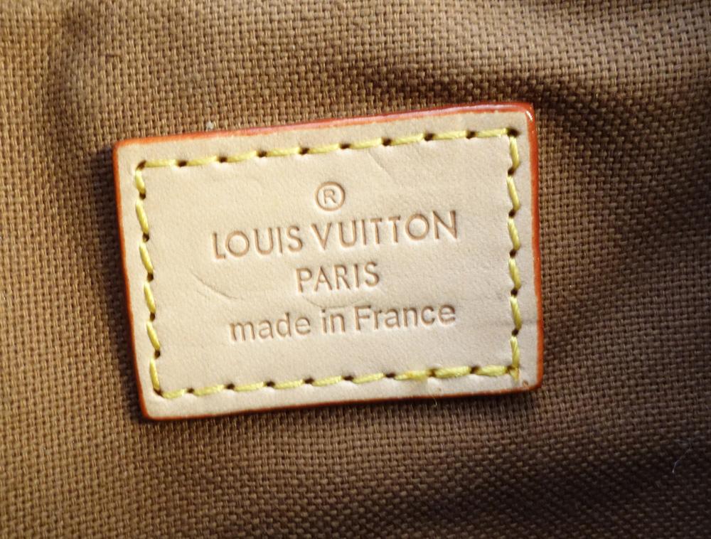 where to buy prada - Purse Princess: Replica Louis Vuitton Monogram Palermo PM from FabAAA