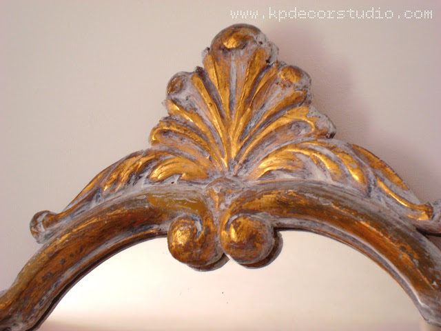 Comprar espejos dorados, antiguos, vintage, segunda mano, clásicos