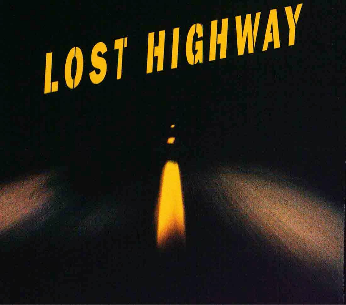 Affiche de Lost Highway, de David Lynch (1997)