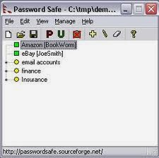 Password Safe Offline Software