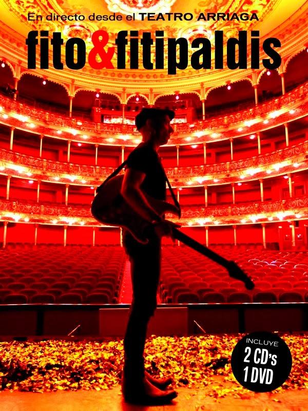 Fito y Los Fitipaldis en directo desde el Teatro Arriaga