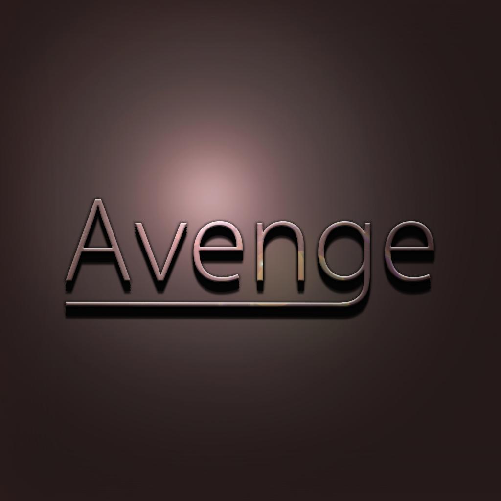 Blogger for AVENGE