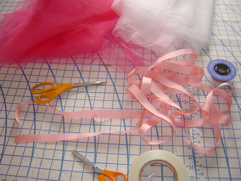 Anyone can make a no-sew adult tutu. Here's how I did it: