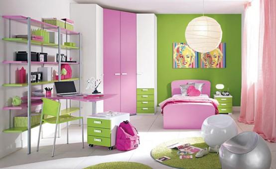 Attractive Green Living Room Ideas Illustration - Living Room ...