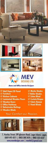 MEV Designs Ltd