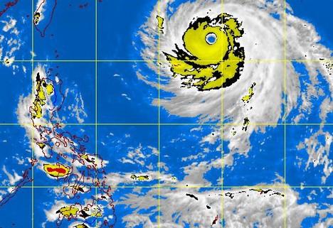 Typhoon Huaning