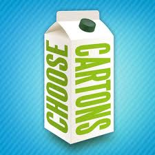 choosing milk cartons